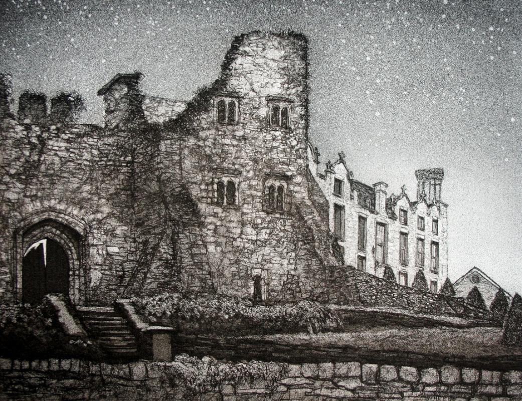 Hay Castle, November 2012