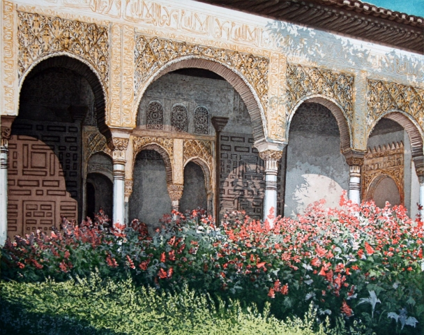 The Generalife Palace