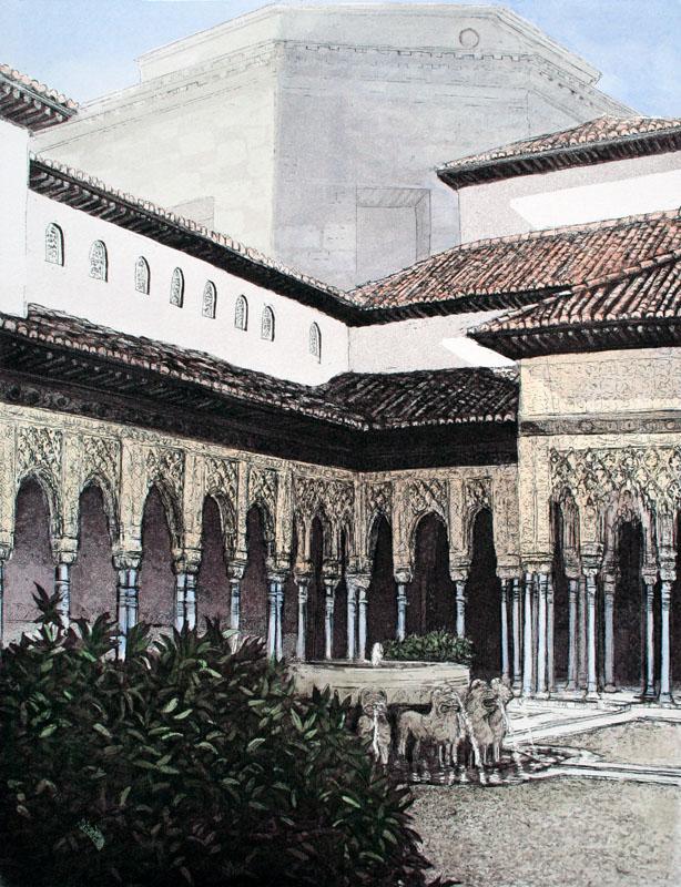 Lion Courtyard II