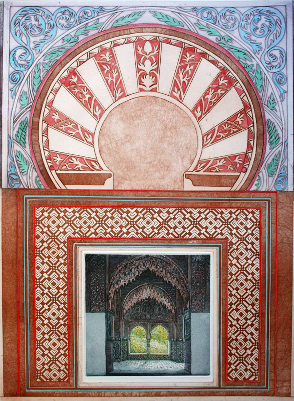 Moorish Palace - The Chamber of the Princesses