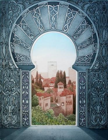 Moorish Palace - The Alhambra