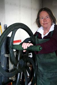 Frances St Clair Miller