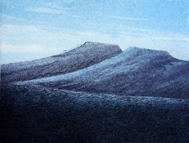Pen-y-Fan from SN 835205