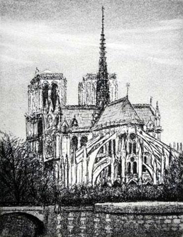 Paris V  Notre Dame