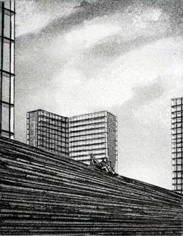 Paris XIII  La Bibliothèque Nationale