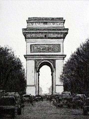 Paris XVII  Avenue Wagram