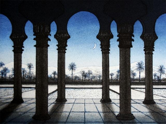 Evening - Marrakech